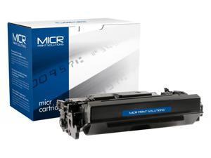 MICR Print Solutions Genuine-New High Yield MICR Toner Cartridge for HP CF287X (HP 87X)
