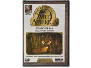 Wild America: Seasons 5 & 6 DVD