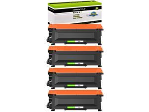 GREENCYCLE Compatible Toner Cartridge Replacement for Brother TN450 TN420 TN-450 TN-420 to use with HL-2270DW HL-2280DW HL-2230 HL-2240 MFC-7360N MFC-7860DW DCP-7065DN Intellifax 2840 2940 (4 Black)