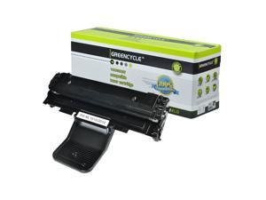 GREENCYCLE 2PK Compatible for Samsung ML-2010 Laserjet Toner Cartridge ML2010 Replacement for SCX-4321 ML-1610 ML-2010D3 ML-2015 Printer