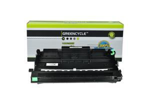 GREENCYCLE High Yield Black Cartridge Compatible for Brother DR360 Drum Unit Black use in DCP-7030 HL-2140 MFC-7340 Printer