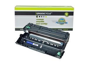 GREENCYCLE 1 Pack High Yield DR820 Black Drum Unit Compatible for Brother HL-L5000D DCP-L5500DN MFC-L6750DW Printer