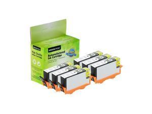 6PK 902 XL T6M14AN Black Ink Cartridge for HP 902XL Officejet Pro 6951 6954 6958