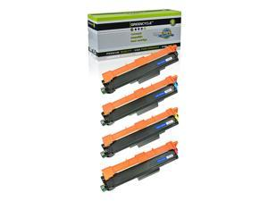 GREENCYCLE 4PK Toner Cartridge WITH CHIP Compatible for Brother TN227 TN-227 TN223 TN227BK (1 Black,1 Cyan,1 Yellow,1 Magenta)