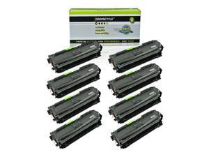 GREENCYCLE 8 Pack High Yield Compatible 508X CF360X Black Toner Cartridge Replacement for HP Color Laserjet Enterprise M552DN M553DN M553dh M553x M553n MFP M577 M577dn Flow MFP M577c M577z Printer