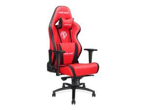 Anda Seat Spirit King Series High Back Ergonomic Computer Office Chair E-Sports Chair with Adjustable Headrest and Lumbar Support(Red/Black)AD4XL-05-RB-PV