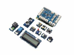 Seeed GrovePi+ Starter Kit for Raspberry Pi A+, B, B+ & 2, 3 (CE Certified)
