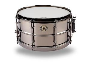Ludwig Black Magic Snare Black 7X13