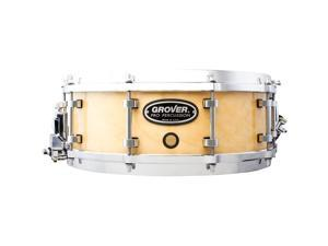 Grover Pro G3T Symphonic Snare Drum 14 x 6.5 in. Natural Lacquer