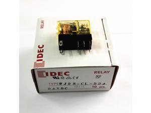 10A PLUG IN DPDT 240VAC IDEC RH2B-UAC220-240V POWER RELAY