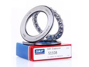 SKF 51411 Thrust Ball Bearings 55x120x48mm