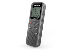 Voice Tracer 1110 Audio Recorder 4 GB Gray DVT1110