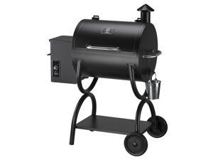 Z GRILLS ZPG-550A Wood Pellet Grill & Electric Smoker BBQ Combo with Auto Temperature Control, 2021 Upgrade