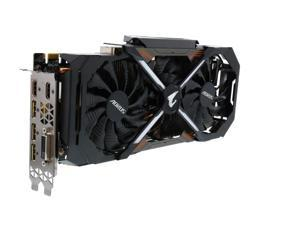 GIGABYTE AORUS GeForce GTX 1080 Ti DirectX 12 GV-N108TAORUS X-11GD 11GB 352-Bit GDDR5X PCI Express 3.0 x16 SLI Support ATX Xtreme Edition Video Card
