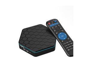 Android TV Box 8 1, 4GB RAM+64GB ROM Leelbox Q4 MAX Quad-Core 2 4GHz  Support BT 4 1/WiFi/3D/4K/H 265 - Newegg com