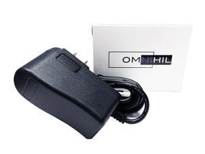 3330mA 8 Feet Omnihil AC//DC Power Adapter 12V 3.33A 5.5x2.5millimeters Compatible with ONEU Mini Amplifier