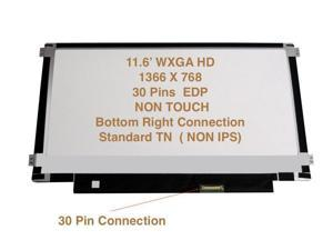 "AUO IBM-Lenovo N22 80S6 80SF Series 11.6"" LED LCD Screen eDP 30PIN MATTE"