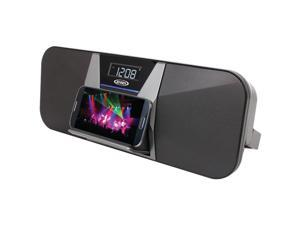 Jensen JBD_400 Portable Bluetooth Speaker_FM Receiver with Charging for Smartphones