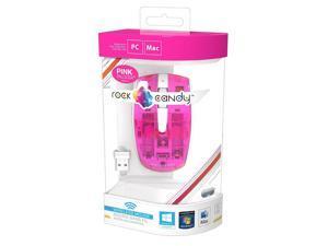 PDP Rock Candy Wireless Mouse - Pink Palooza (904-002-NA-PK)