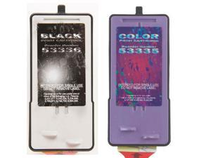 Primera 53335/53336 Black and Tri-Color Ink Combo 2 pack