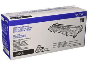 Brother MFC-L2720DW (TN660) High Yield Toner Cartridge (2,600 Yield)