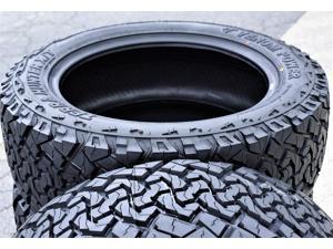 Kit of 2 (TWO) 33X14.50R22 111Q E (10 Ply) - Venom Power Terra Hunter X/T All-Terrain Tires
