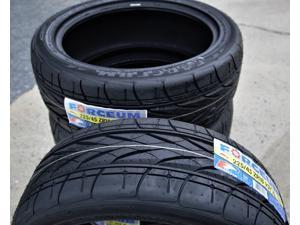 225/45R18 ZR  XL 95Y - Forceum Hexa-R High Performance All Season Tire