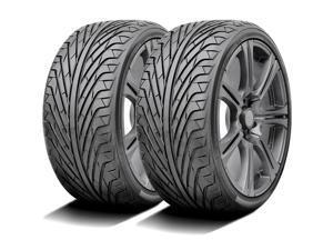 2 Triangle TR968 Performance All Season Tires - 295/35R24 110V
