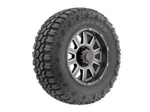 Kit of 2 (TWO) 33X12.50R20 F (12 Ply) 119Q - Thunderer Trac Grip II M/T All-Terrain Tires