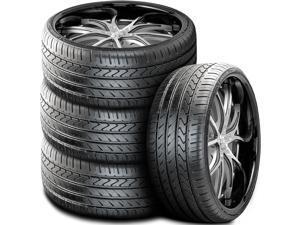 Kit of 4 (FOUR) 245/30R22 ZR  95W XL - Lexani LX-TWENTY High Performance All Season Tires