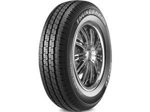 Kit of 2 (TWO) 155R12 88/86R D (8 Ply) - Thunderer R200 Highway All Season Tires