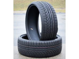 Kit of 2 (TWO) 245/30R20 ZR  95W XL - Fullway HP108 High Performance All Season Tires