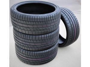 265/40R20 ZR 104W XL - Accelera Iota ST68 High Performance All Season Tire