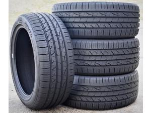 Kit of 4 (FOUR) 255/40R19 ZR 100Y XL - Fortune Viento FSR702 High Performance All Season Tires