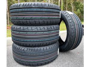 Kit of 4 (FOUR) 225/40R18 92V XL - Premiorri Solazo S Plus Performance Tires