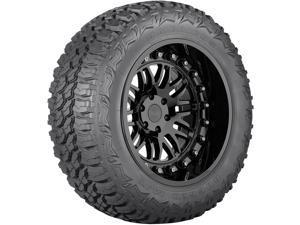 Kit of 4 (FOUR) 35X12.50R18 F (12 Ply) 128Q - Americus Rugged M/T Mud Tires