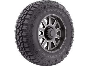 Kit of 4 (FOUR) 35X12.50R18 128Q F (12 Ply) - Thunderer Trac Grip M/T Mud Tires