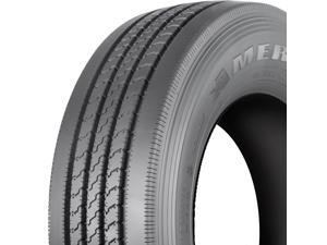 Kit of 4 (FOUR) 8R19.5 F (12 Ply) 124/122L - Americus AP 2000 Highway All Season Tires