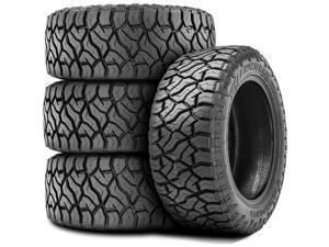 Kit of 4 (FOUR) 35X12.50R24 119Q F (12 Ply) - Venom Power Terra Hunter R/T Rugged Terrain All Season Tires