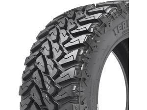 Kit of 4 (FOUR) 33X12.50R20 119Q F (12 Ply) - Venom Power Terra Hunter M/T Mud Tires