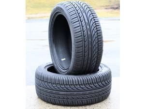 Kit of 2 (TWO) 235/50R18 ZR  101W XL - Fullway HP108 High Performance All Season Tires