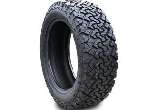 Kit of 4 (FOUR) 33X12.50R22 109R E (10 Ply) - Venom Power Terra Hunter X/T All-Terrain Tires