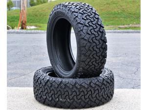 Kit of 2 (TWO) 275/55R20 120/117S E (10 Ply) - Venom Power Terra Hunter X/T All-Terrain Tires