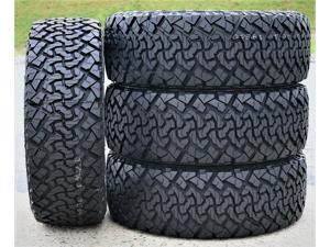 Kit of 4 (FOUR) 275/55R20 120/117S E (10 Ply) - Venom Power Terra Hunter X/T All-Terrain Tires