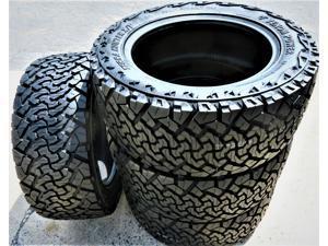 Kit of 4 (FOUR) 35X15.50R24 117Q E (10 Ply) - Venom Power Terra Hunter X/T All-Terrain Tires