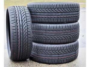 Kit of 4 (FOUR) 235/30R22 ZR  90W XL - Fullway HP108 High Performance All Season Tires