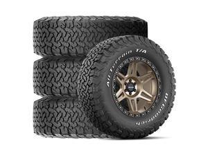 BFGoodrich KO2 Tires (Set of 4) LT285/70R17 - E 121/118R RWL - 99728