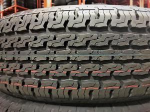 Thunderer Radial R501 Highway All Season Tire - ST225/75R15 117/112L E (10 Ply)
