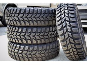 235/85R16 120/116Q E (10 Ply) - Crosswind M/T Mud Tire
