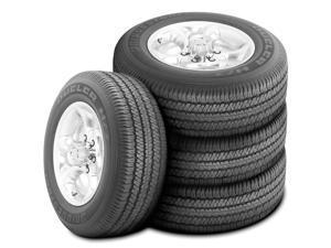 Kit of 4 (FOUR) 255/70R18 112T  - Bridgestone Dueler H/T 684 II Highway All Season Tires